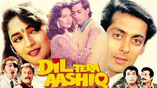 Dil Tera Aashiq | Salman Khan and Madhuri Dixit | Bollywood Hindi Movie