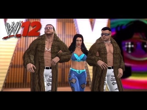 WWE '12 Community Showcase - MNM (PlayStation 3)