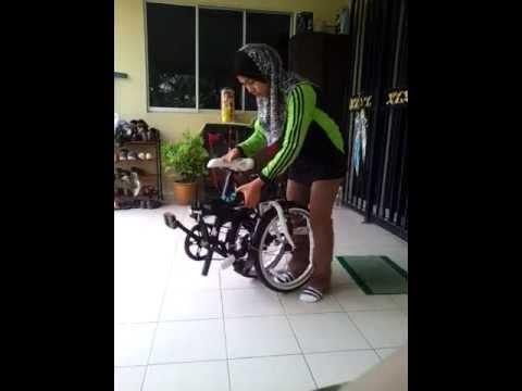 Dahon Bike CS7 : Foldbike