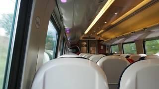 Class 221 SuperVoyagers Tilting train