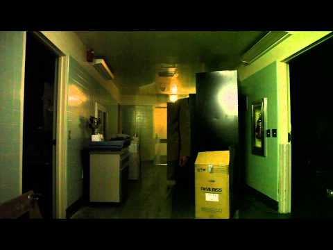 Ghost Effect Test Sequence