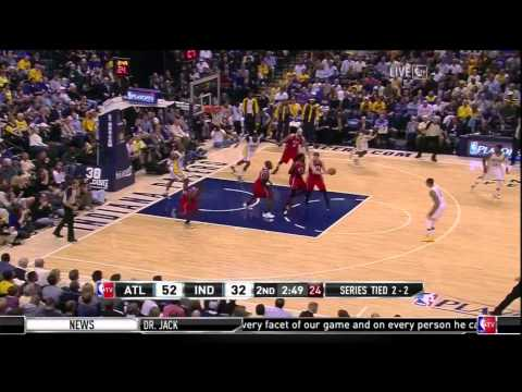 Pacers vs Hawks Game 5: How The Three Ball Will End Indiana's Season