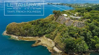 Le Tahara'a, a famous land for sale in Tahiti, French Polynesia!