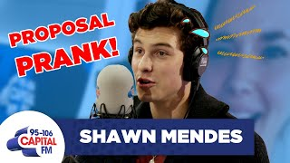 Download Lagu Shawn Mendes Ruined A Couple's Wedding Proposal On Radio Gratis STAFABAND