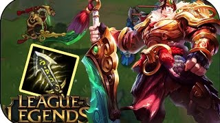 GAREN TOP MIT EIN BISSCHEN KRIT | League of Legends Gameplay deutsch