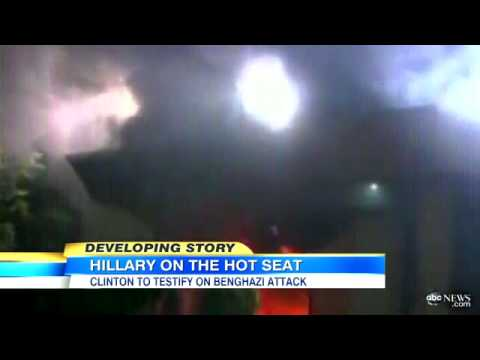 Hillary Clinton to Testify on Benghazi Consulate Attac