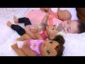 КУКЛА БЕБИ БОН Эмили КАК МАМА Играем в дочки матери Кукла Беби борн для детей Мультик с куклами