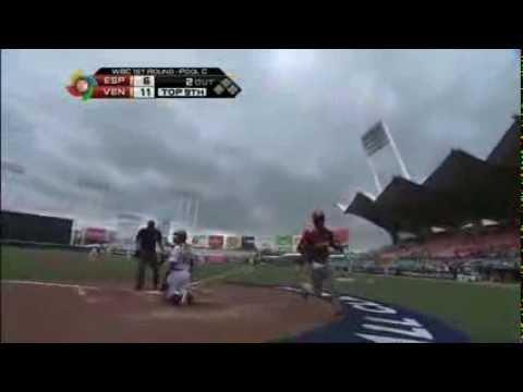 World Baseball Classic 2013: Homerun de Beltre ante Venezuela