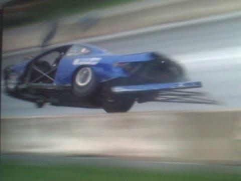 Nyce1s - Richard Sexton Pontiac GTO Crash @ YellowBullet Nationals 2K12!!!