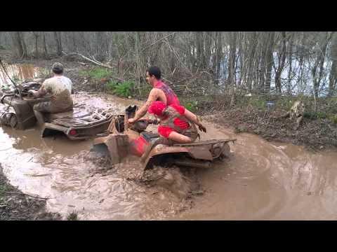 Big bore brute force at louisiana mudfest