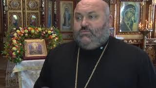 Православные верующие отмечают Преображение Господне