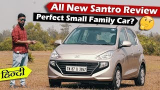 Hyundai Santro 2018 Road Test Review by Vikas Yogi - Santro or Mini Grand i10?