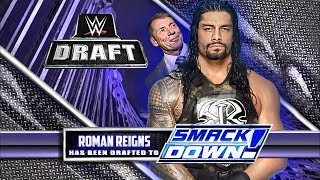 14 WWE Superstars Drafted To SmackDown Live! | WWE Superstar Shake-Up Results & Review!