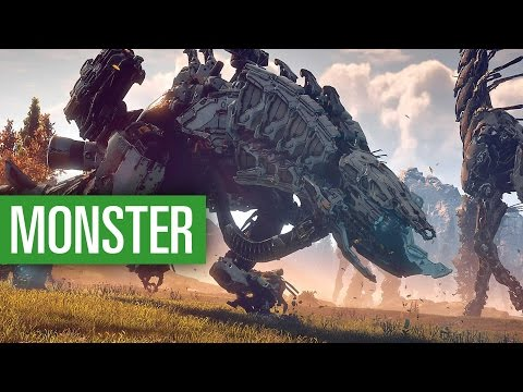 Horizon Zero Dawn MONSTER - Die 9 gefährlichsten Maschinen