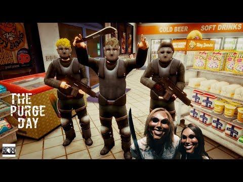 THE PURGE! (GTA 5 Mods)