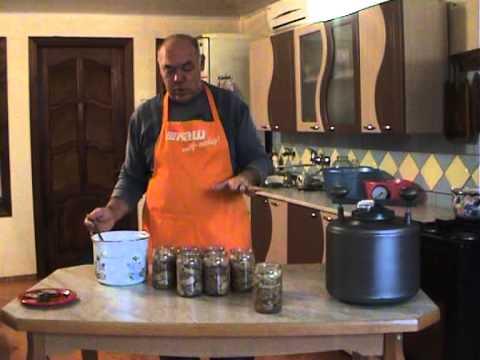 Приготовление тушенки в автоклаве в домашних условиях видео