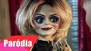 O Filho de Chucky Quer Ir Pro Baile Funk (Paródia/Redublagem)