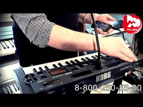 Клавишный сэмплер KORG MICROSAMPLER