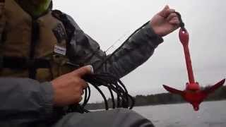 Bass Fishing with a Kayak Anchor