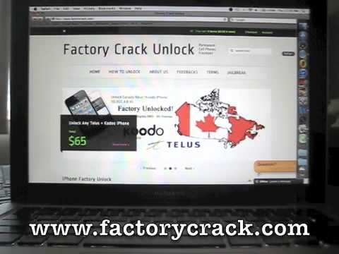 How to factory Unlock Verizon iPhone 4S and 5