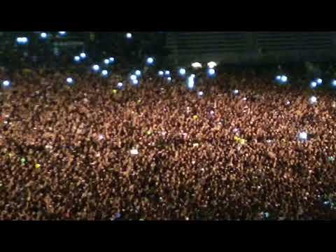 Green Day Argentina 2017 - Bohemian Rhapsody