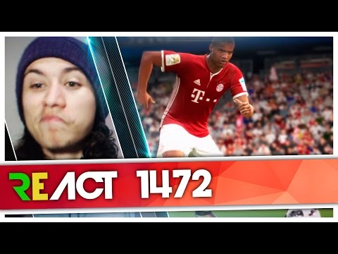 React 1472 FIFA 17 Official Gameplay Trailer EA SPORTS FIFA