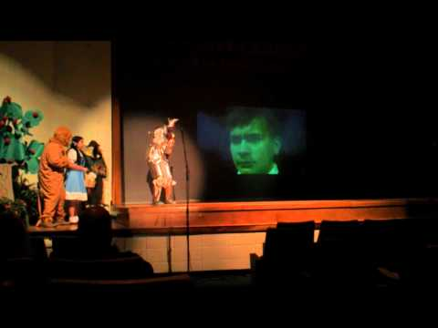 Thomson High School Wizard of Oz 2014! Pt 4!