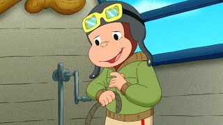 Curious George 🐵Curious George and the Balloon Hound 🐵Kids Cartoon 🐵Kids Movies 🐵Videos for Kids