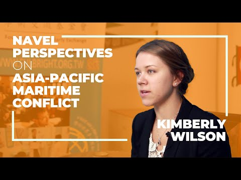 Kirsten Asdal: Naval Perspectives on Asia-Pacific Maritime Conflict
