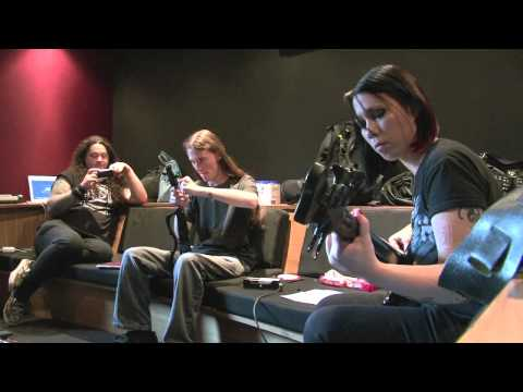 My Dying Bride - Documentary snippet (from A Map of All Our Failures special edition DVD)