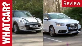 Mini diesel versus Audi A1 - What Car?