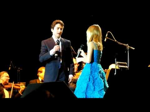 The Prayer - Jackie Evancho & Josh Page Music Videos