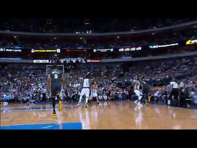 Marreese Speights Hits Deep Deep Three at the Buzzer