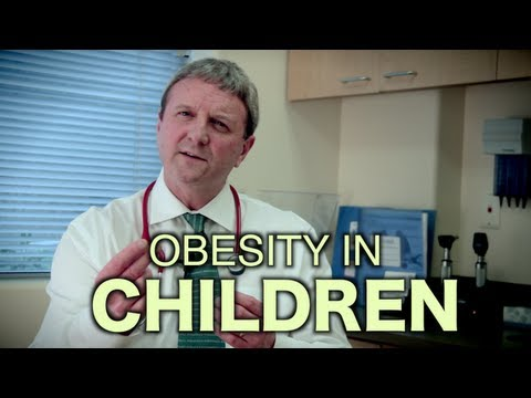 Obesity in Children: What Can Parents Do? (Pediatric Advice)