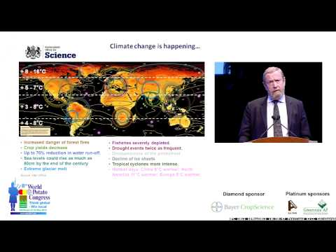 WPC2012, Plenary 1 - Global food and farming futures - Prof. Sir John Beddington