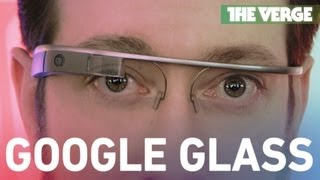 I used Google Glass