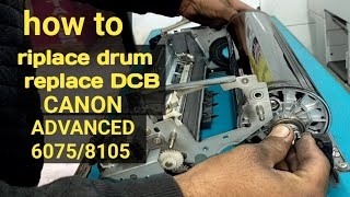 01. how to  open and clean drum and blade  #IRA6075 #6055 #8105 . #6075IRA .