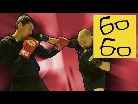 Тактика бокса (бой с высоким противником, работа против левши) — уроки бокса Николая Талалакина