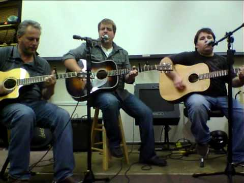 Jesus Garage With Frank Caswell Brian Sherwood John Yarbrough Jesus You Call Me Friend