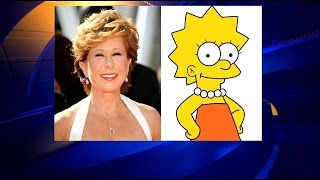download lagu Yeardley Smith, Voice Of 'lisa Simpson' Talks About 'the gratis