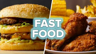 Play this video Fast Food Recipes You Can Make At Home