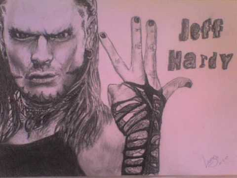 Jeff Hardy Swanton Bomb Drawing How to Draw Jeff Hardy Doing