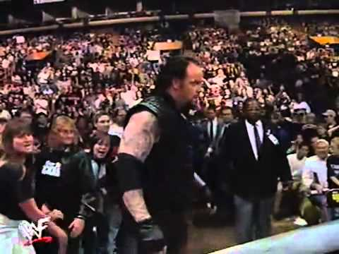 Wwe The Undertaker Vs The Rock video