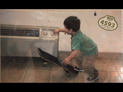 Skateboarding At 10 Months Old: Facetime Hangs- Ep.1 With Aiden Caruth