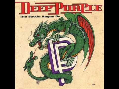 "DEEP PURPLE "" The Battle Rages On """