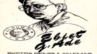 "Full Album Ebiet G Ade ""Sketsa Rembulan Emas"" 1989"