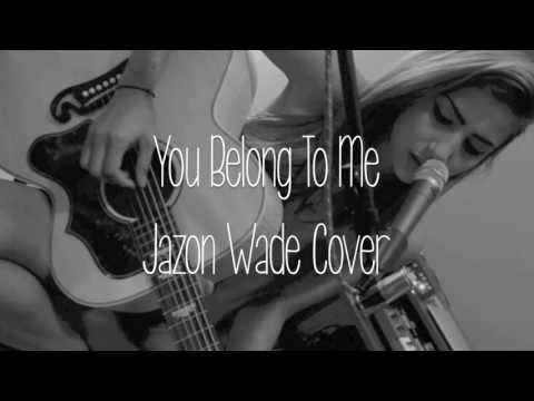 Chris Encalada -you Belong To Me (jason Wade Cover) video