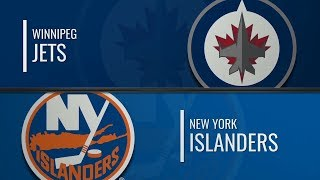 Recap:  WPG vs NYI    Oct 6,  2019