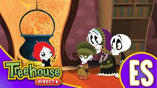 Ruby Gloom - 26 - La familia de Chico Calavera