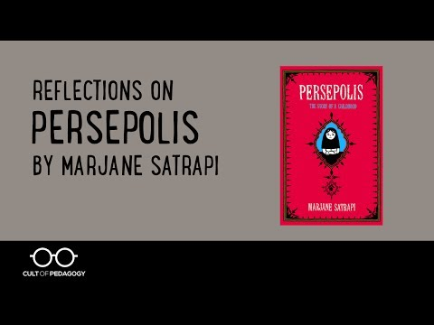 """persopelis reflections Reflections on persepolis  reflection: marjane satrapi's, """"persepolis"""" is a very well-written graphic memoir which recounts her experiences as a small child growing up in iran both during and after the islamic revolution."""